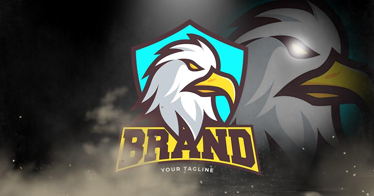 Download Eagle Logo Template by DebutStudio