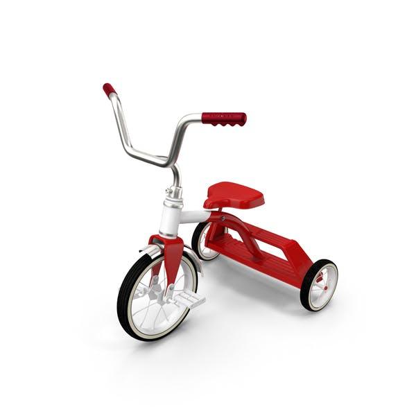 Винтажный трицикл