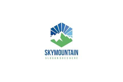 Sky Mountain Logo