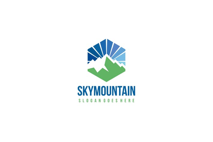 Sky Mountain Logo