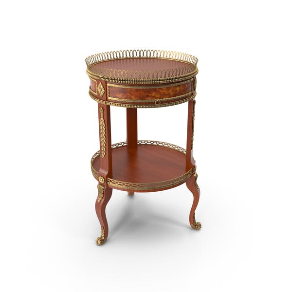 Baroque Side Table