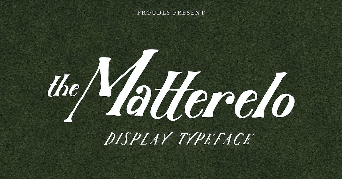 Download Matterelo by wacaksara