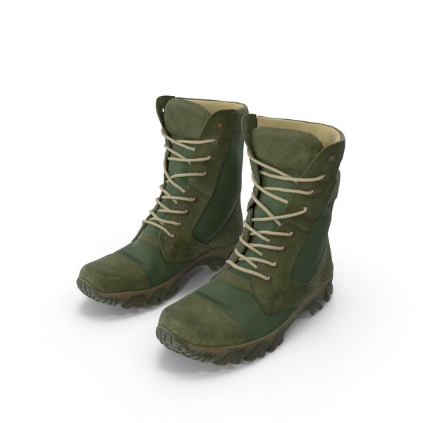Thumbnail for Military Boots