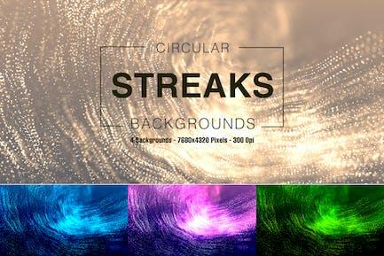 Circular Streaks