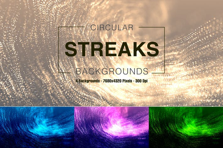 Thumbnail for Circular Streaks