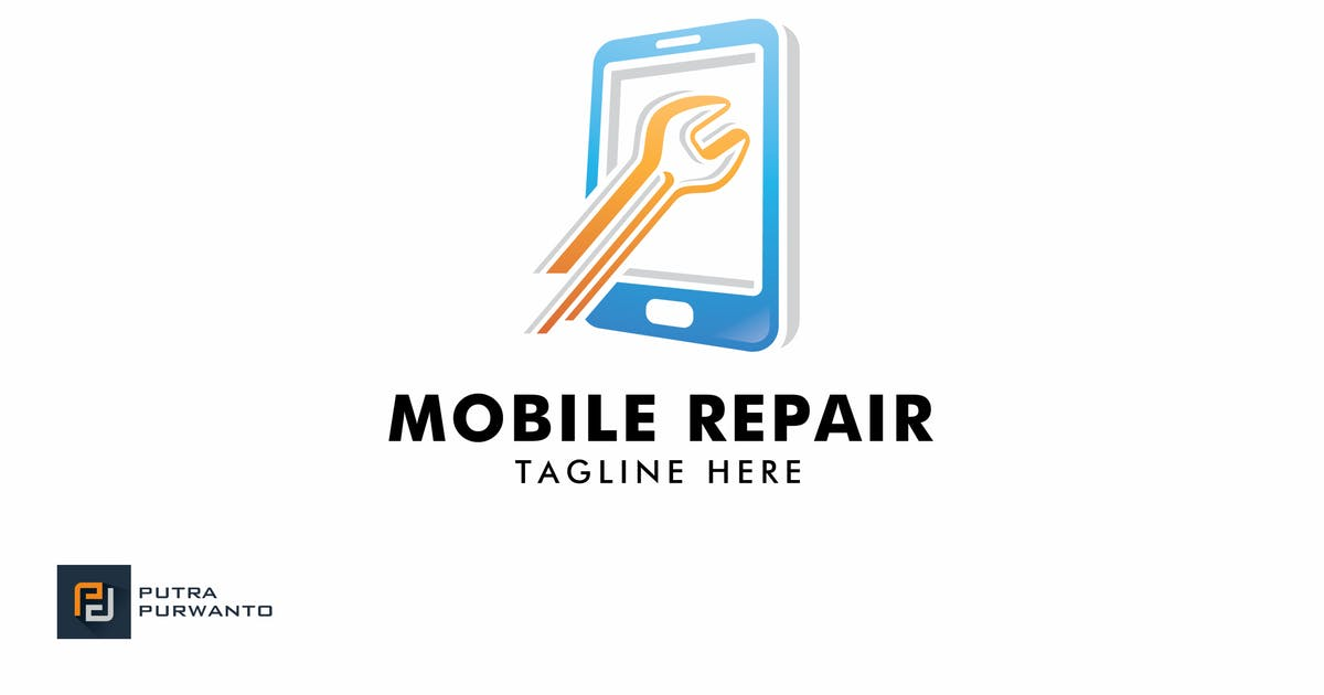 Download Mobile Repair - Logo Template by putra_purwanto