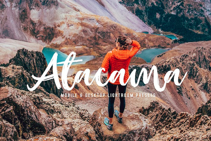 Thumbnail for Atacama Mobile & Desktop Lightroom Presets