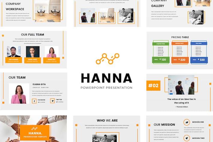 Thumbnail for Hanna Powerpoint-Präsentation