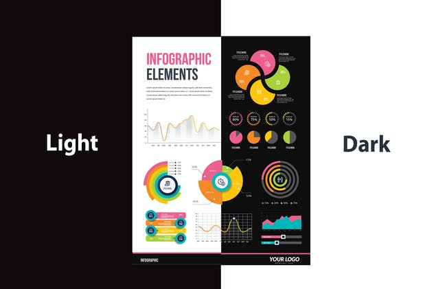 Infographic Examples for Designer V.53 - product preview 3