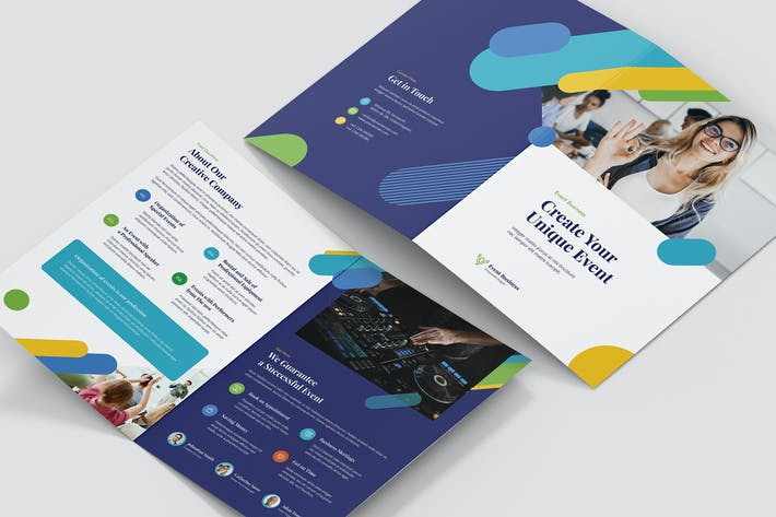 Thumbnail for Brochure – Event Business Bi-Fold