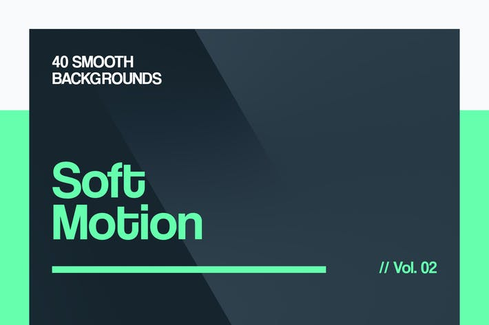 Thumbnail for Soft Motion | Smooth Backgrounds | Vol. 02