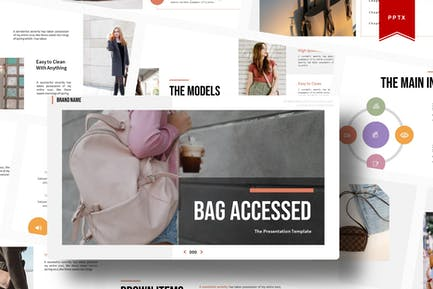 Bag Accessed | Powerpoint Template