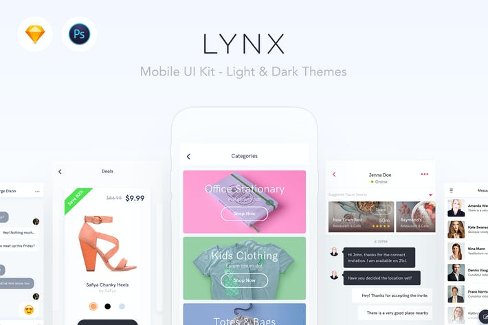 Thumbnail for Lynx UI Kit