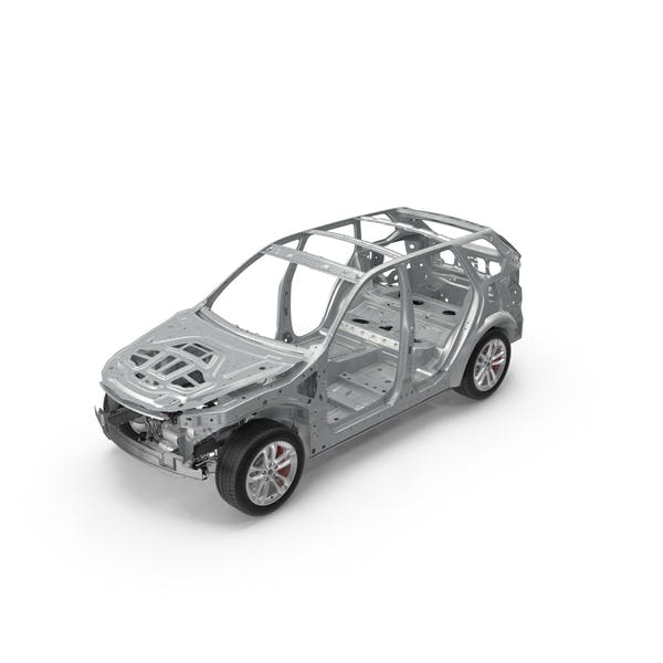 Thumbnail for SUV Frame with Chassis