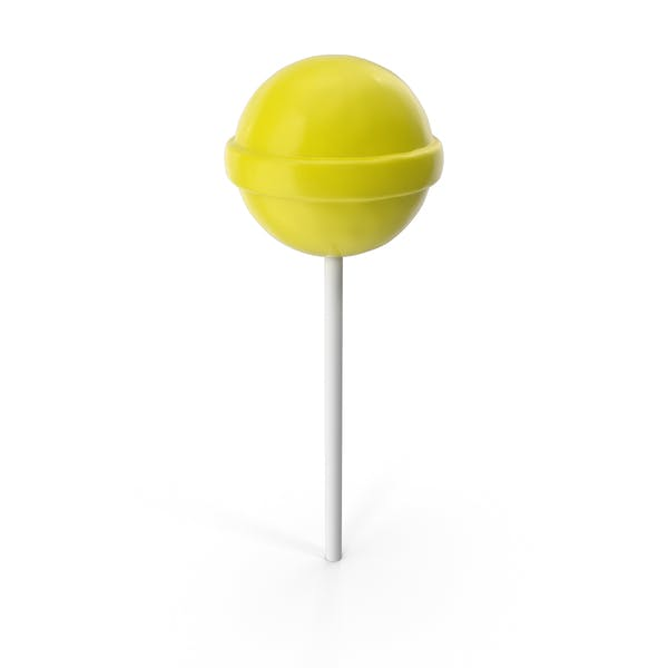 Yellow Lollipop