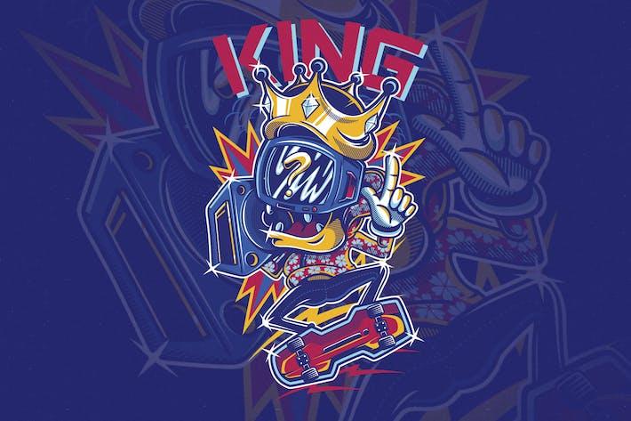 Thumbnail for King