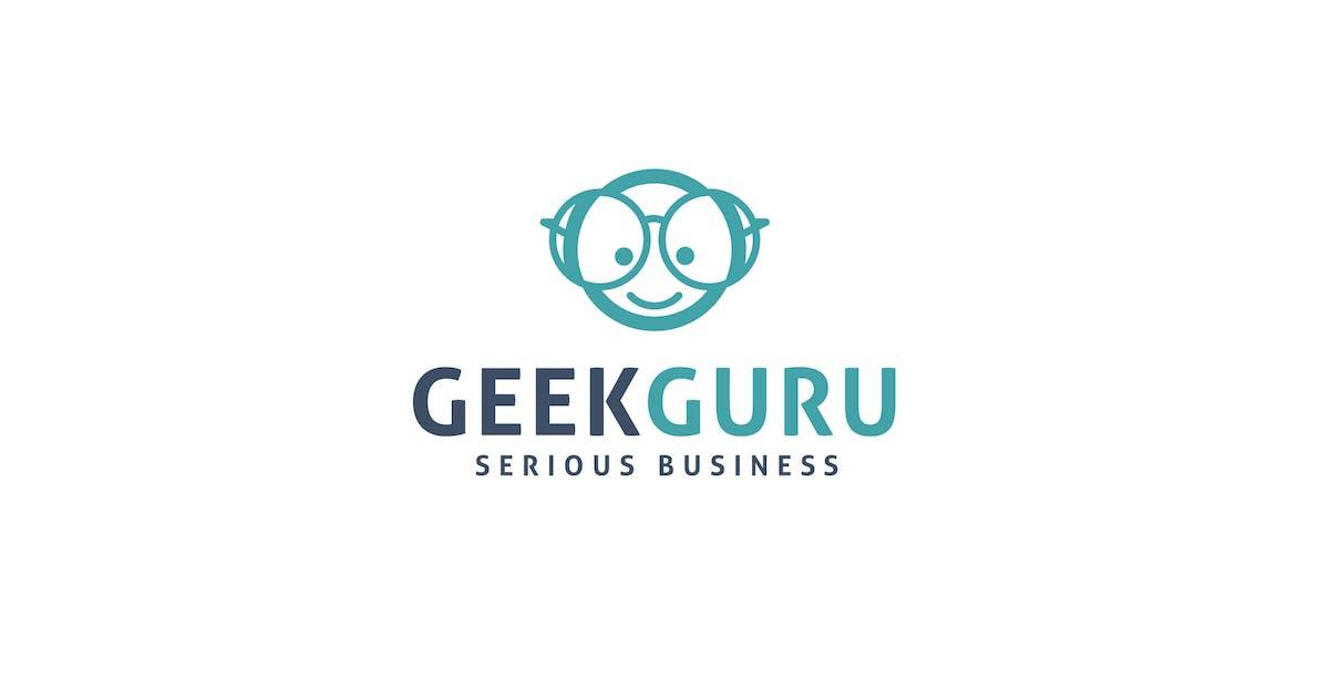 Download Geek Guru Logo Template by Be_Themes