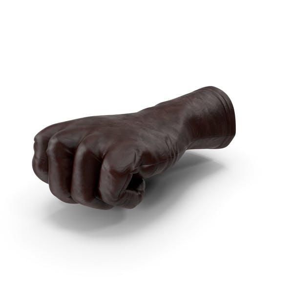 Leather Glove Fist
