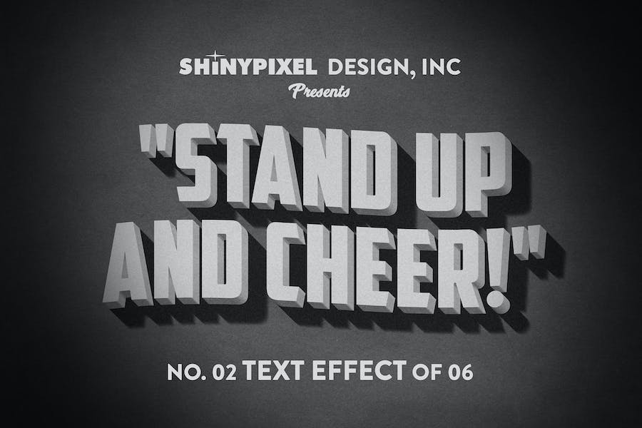 Old Movie Title - Text Effect n° 2 of 6