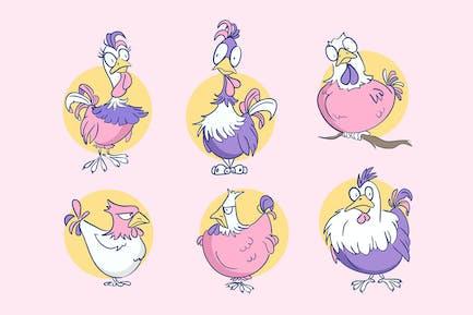 Hühner Clipart
