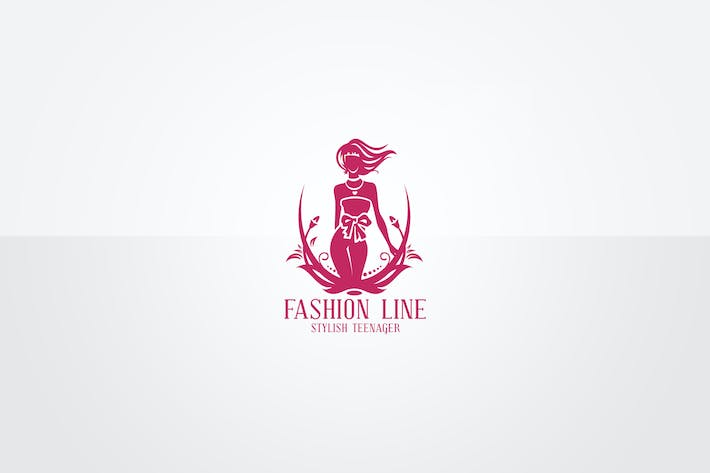 Thumbnail for Fashion Logo Template