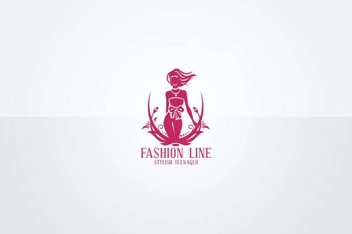 Fashion Logo Template by floringheorghe on Envato Elements
