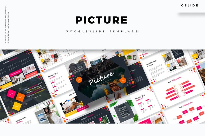 Thumbnail for Picture - Google Slides Template