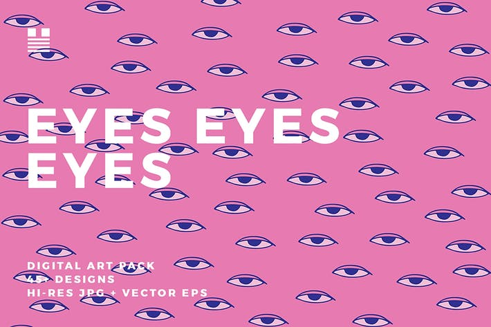 Thumbnail for Eyes Eyes Eyes