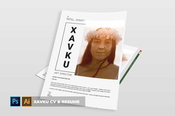 Thumbnail for Xavku | CV & Resume