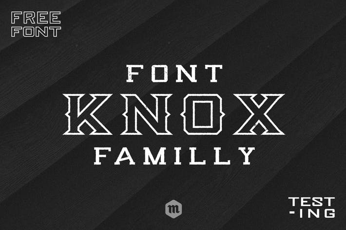 Cover Image For Knox