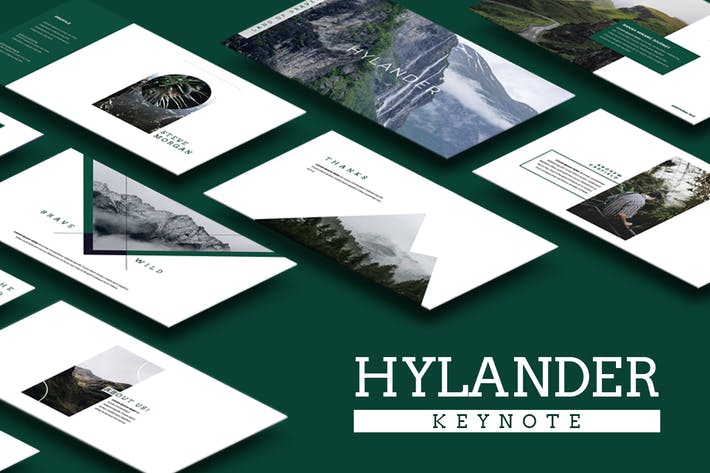 Thumbnail for Hylander Keynote