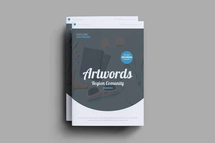 Thumbnail for Artwords Brochure