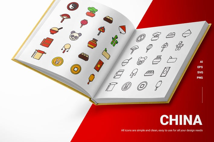 China - Icons