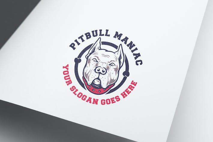 Thumbnail for Pitbull Logo