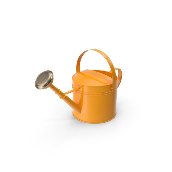 Оранжевый полив может