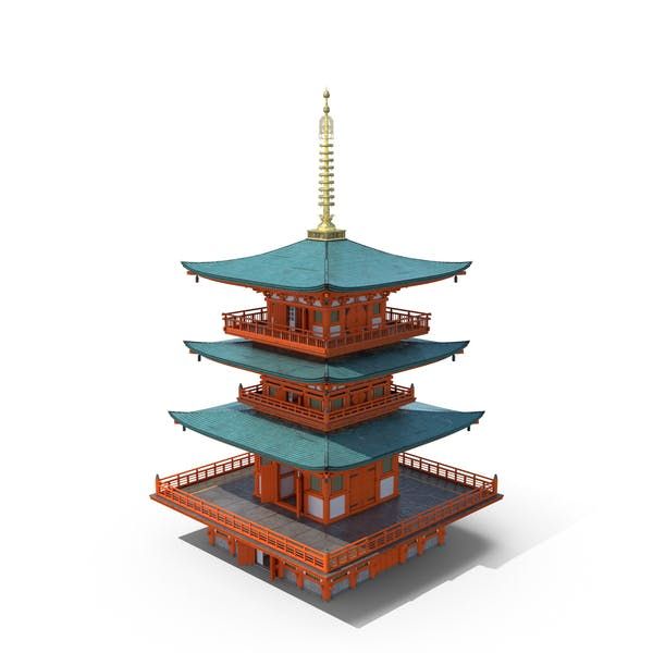 Thumbnail for Japanese Temple