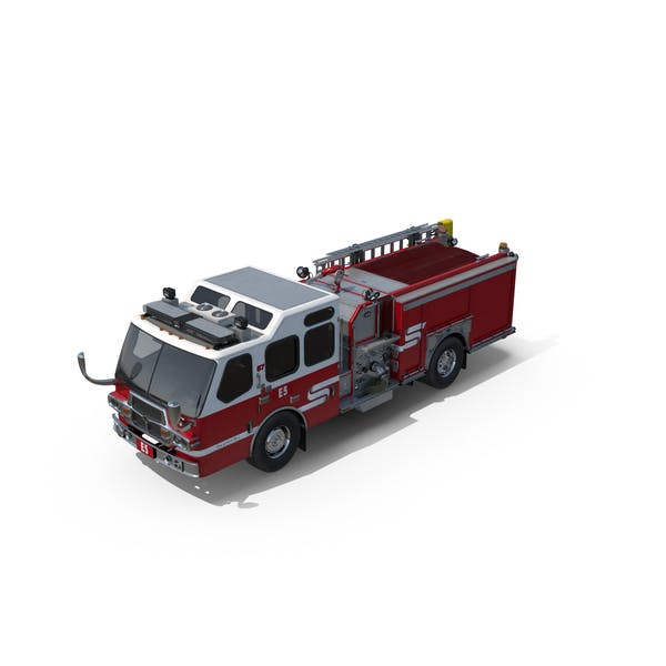 Cover Image for Eastside Fire Rescue E-One Quest Pumper
