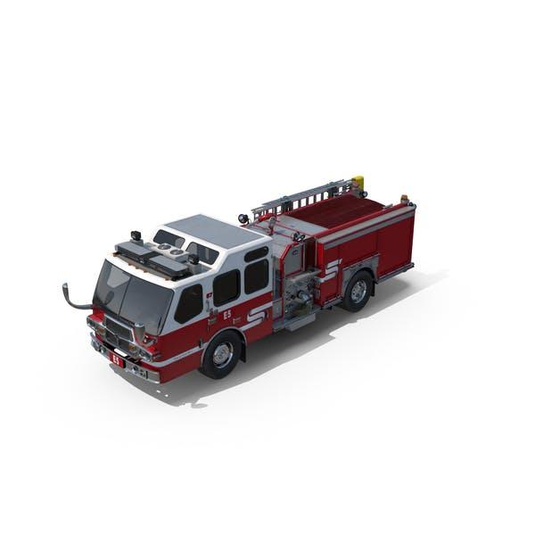 Eastside Пожарная спасательная E-One Quest Насос