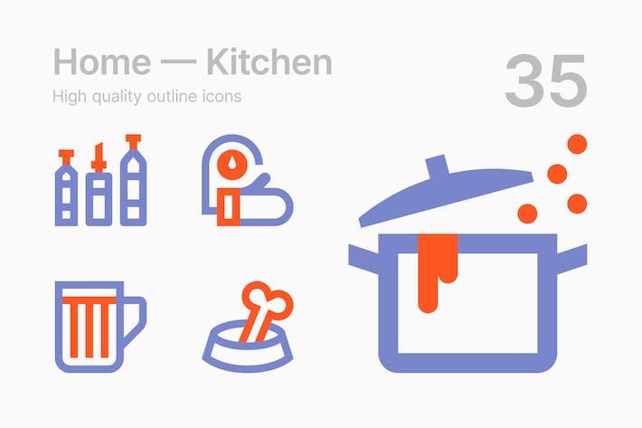 Thumbnail for Kitchen