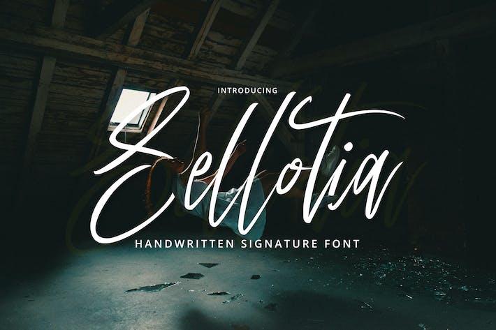 Sellotia Signature