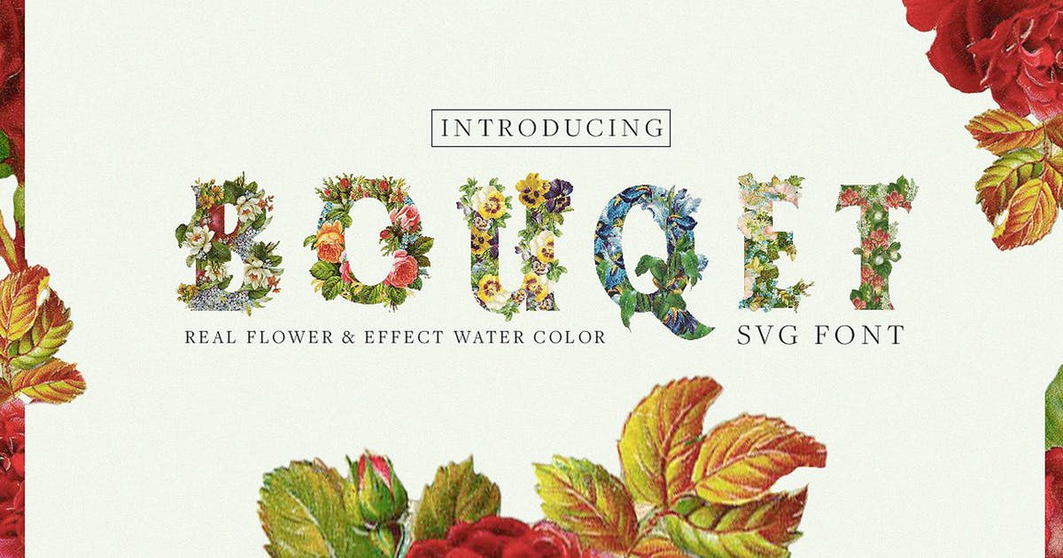 Download Bouqet Flower & Watercolor by maghrib