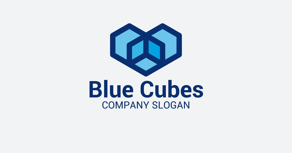 Download Blue Cubes by shazidesigns