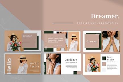 Dreamer - Google Slides Presentation