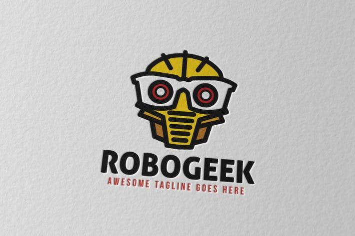 Thumbnail for Robogeek