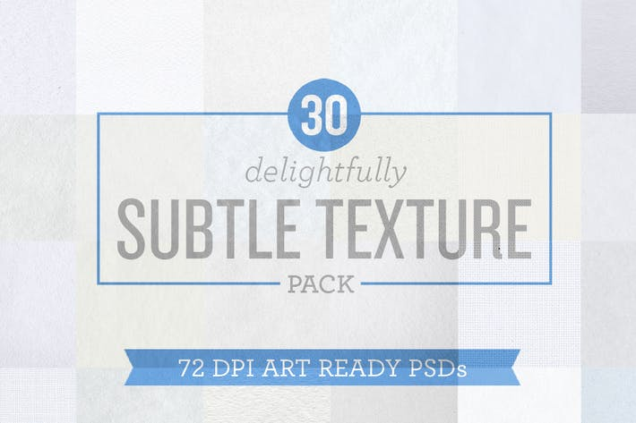 Thumbnail for WEB Delightfully Subtle Texture Pack PSDs