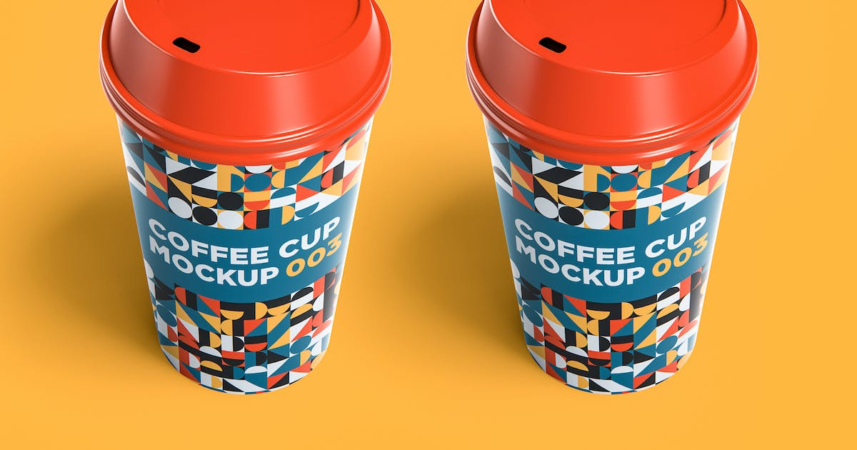 Download Coffee Cup Mockup 003 by traint