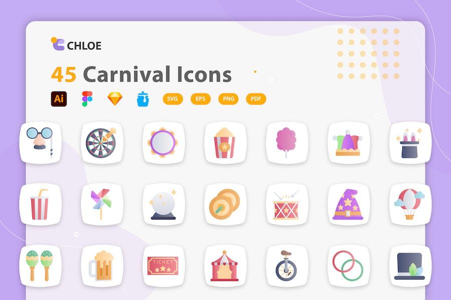 Chloe - Carnival Icons