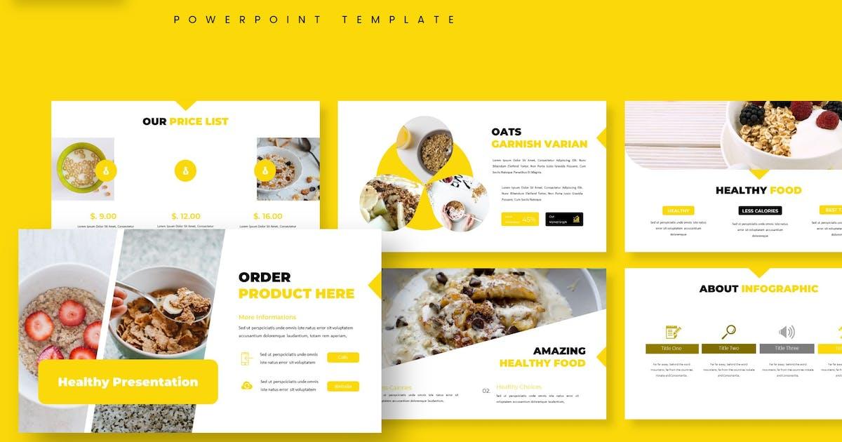 Download Breakfast - Powerpoint Template by aqrstudio