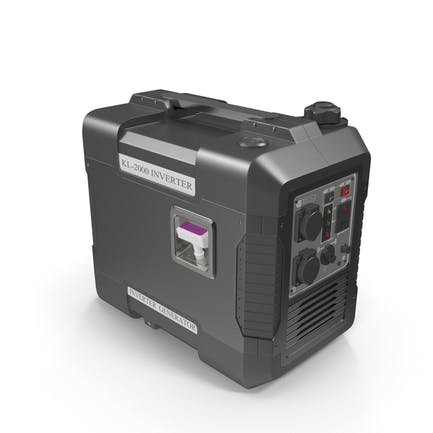 Portable Generator Black