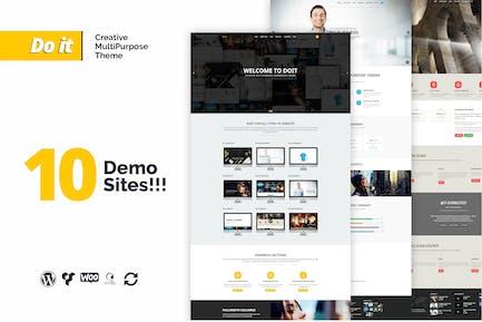 DOIT - Creative Agency MultiPurpose Theme